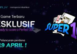 peluncuran perdana permainan kartu super10