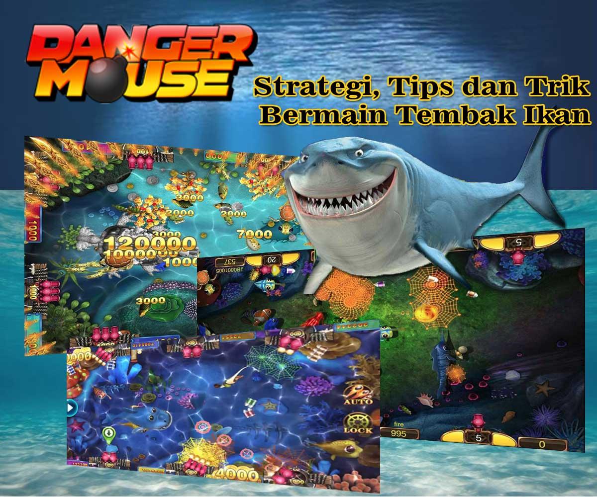 strategi bermain game tembak ikan