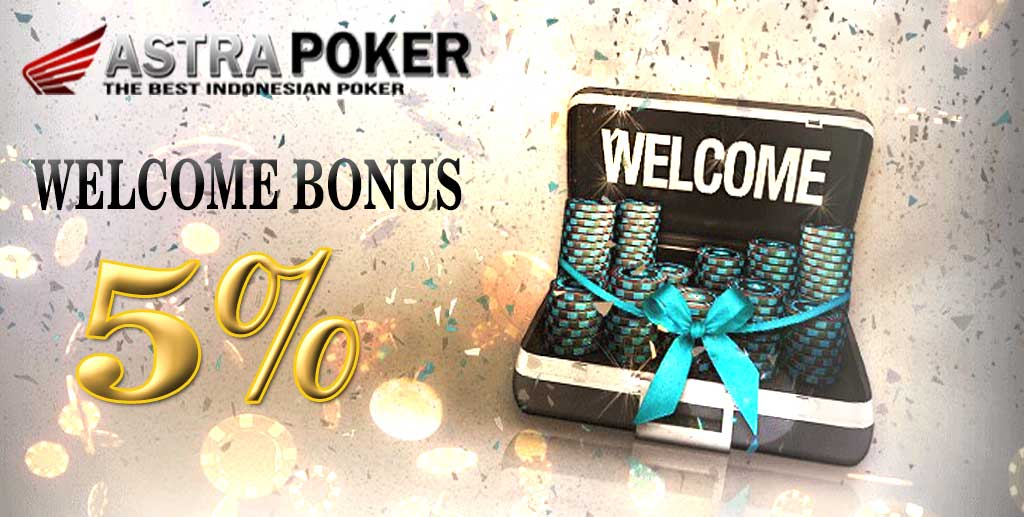 welcome bonus astrapoker